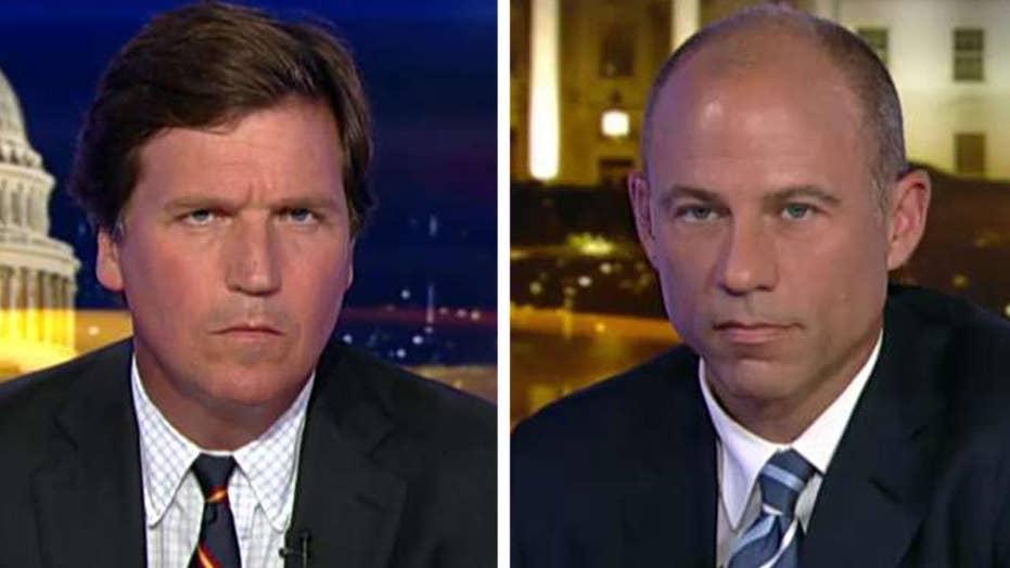 Tucker vs. Avenatti