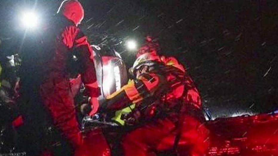 150 people in New Bern, North Carolina rescued