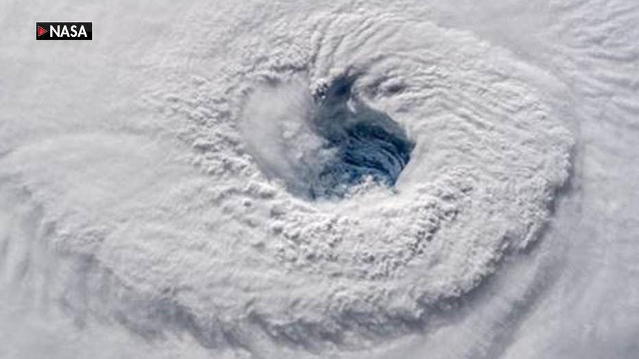 Watch: Destruction, floods as Hurricane Florence hits