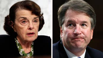 What impact will Sen. Feinstein's decision have on the confirmation process? 'America's News HQ' panel weighs in.