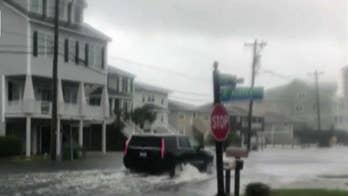 Tropical Storm Florence slowly moves across the Carolinas; South Carolina State Representative Alan Clemmons shares an update from Myrtle Beach.