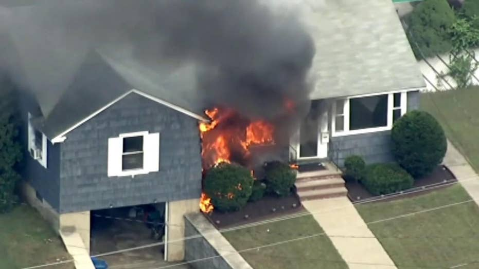 Series of gas explosions rocks the Boston area