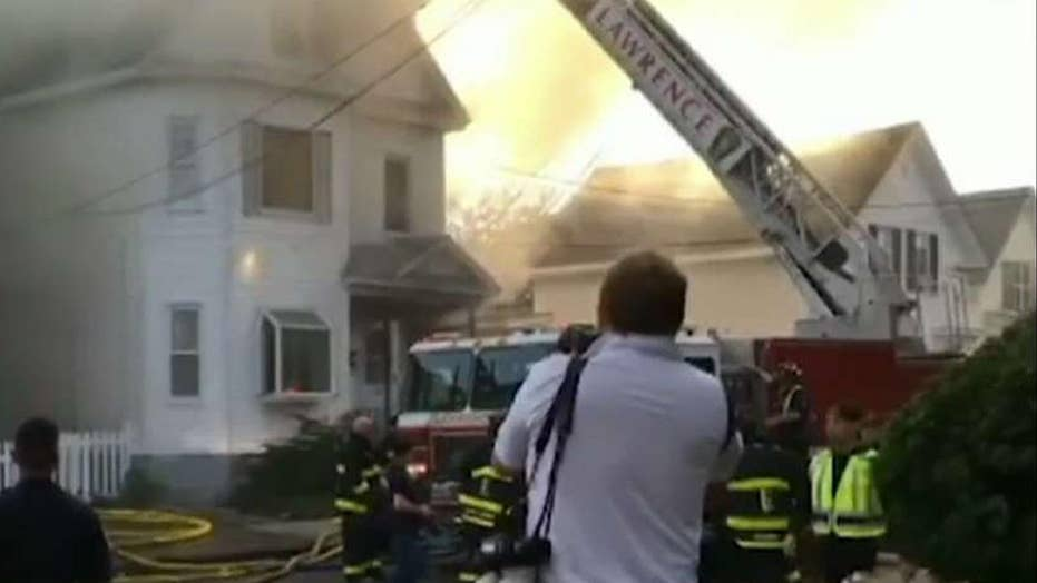Investigation of Massachusetts gas explosions continues