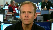 FEMA administrator Brock Long updates the federal response to the deadly storm that battered the Carolinas.