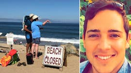 The Cape Cod town of Wellfleet, Mass., has issued a warning to swimmers in the wake of a shark attack that claimed the life of a 26-year-old Arthur Medici on Saturday, though not everyone is heeding the advice.