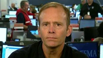 FEMA chief Brock Long on Hurricane Florence recovery efforts