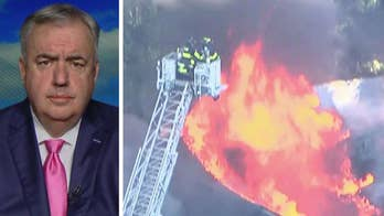 Columbia Gas a focus of investigation after multiple Massachusetts homes experience gas explosions; former Boston police commissioner Ed Davis weighs in.