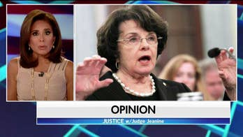 Judge Jeanine: Feinstein's handling of Kavanaugh letter shows complete disregard for truth and justice