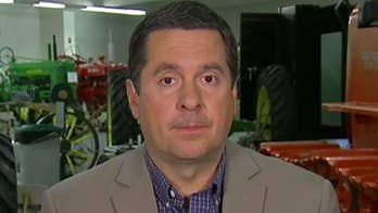 Rep. Devin Nunes speaks out on 'Sunday Morning Futures' about trade with China and the need for transparency in the Russia investigation.