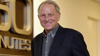 Jeff Fager sent threatening text to reporter.