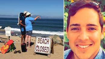 Police say Cape Cod shark attack victim was a young man in his mid-twenties; Bryan Llenas reports.