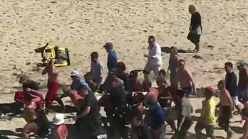 Massachusetts experiences first deadly shark attack since 1936; Bryan Llenas reports.