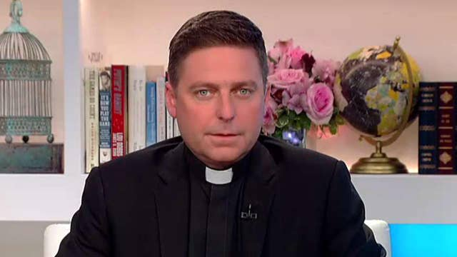Father Jonathan Morris on finding faith in a storm