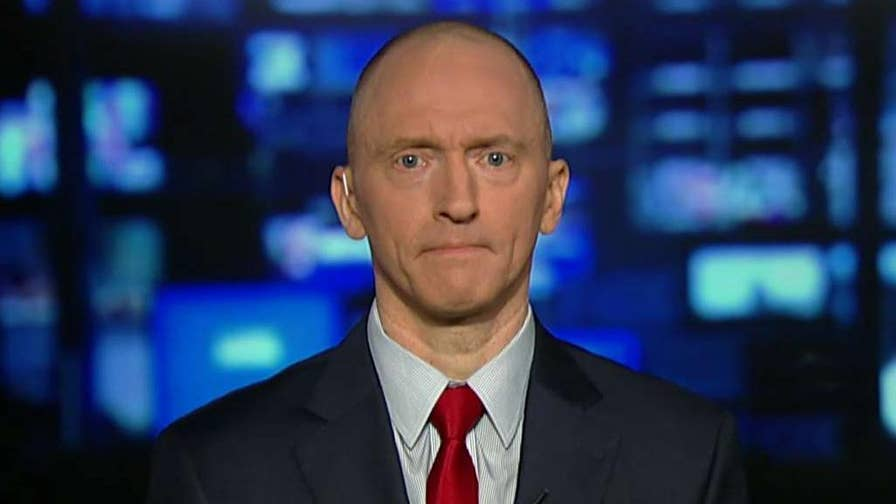 Lawmakers call on President Trump to declassify previously redacted sections of FISA applications; Carter Page shares his perspective on the Russia investigation on 'Justice with Judge Jeanine.'