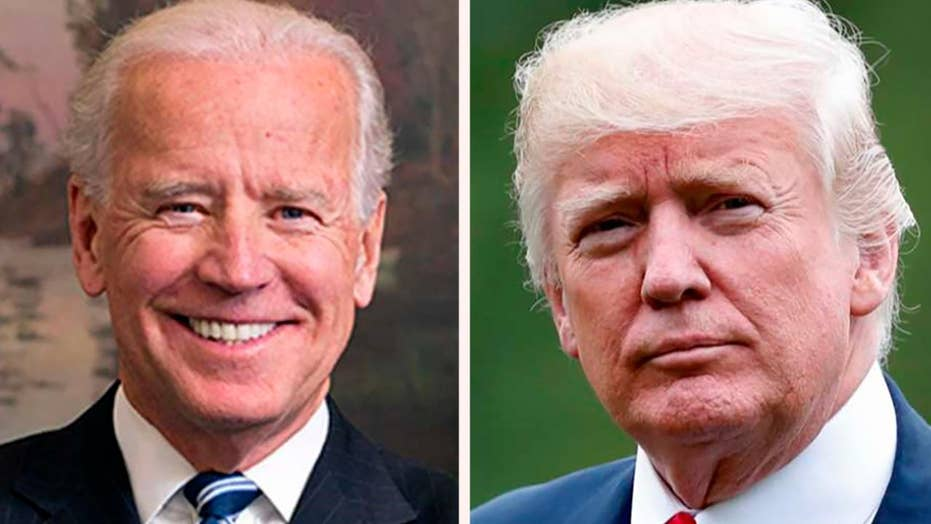 Eric Shawn: Trump vs. Biden. . . Who wins?