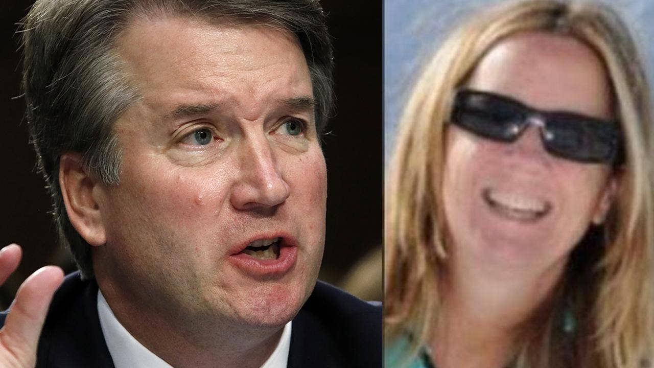 Who is Christine Blasey Ford, the professor who accused Brett Kavanaugh of sexual misconduct? | Fox News