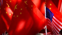 The Trump administration announces an escalation in its trade fight with China with tariffs on up to $200 billion in Chinese imports; Rich Edson reports from the State Department.