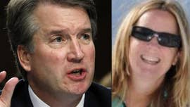 "Christine Blasey Ford, the California professor claiming Supreme Court nominee Brett Kavanaugh sexually assaulted her more than 35 years ago, late Tuesday demanded a ""full investigation"" by the FBI before she will attend any congressional hearing or ""interrogation"" into her accusations."
