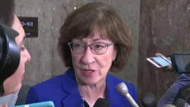 Sen. Susan Collins, R-Maine, has requested that lawyers for Supreme Court nominee Brett Kavanaugh and the woman who has accused him of sexual assault be able to cross-examine both of them at Monday's scheduled hearing before the Senate Judiciary Committee.