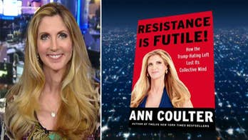 Ann Coulter discusses the upcoming midterm elections and her new book 'Resistance is Futile'.