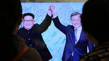 Meeting between Kim Jong Un and Moon Jae-in comes amid stalled nuclear talks with the U.S.; Greg Palkot reports on the agenda.