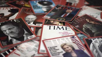 Marc Benioff and his wife buy Time Magazine for $190 million in cash. They are just the latest tech giants buying old media publications.