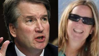 Christine Blasey Ford has publicly accused Donald Trump's Supreme Court nominee Brett Kavanaugh of sexual assault decades ago. A look at what she is saying and how top lawmakers are responding.