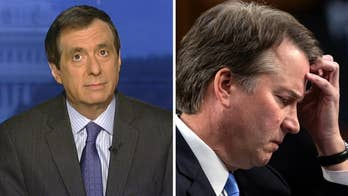 'MediaBuzz' host Howard Kurtz weighs in on how the news media coverage of the Judge Kavanaugh confirmation process has just taken an unexpected and ugly turn with the new allegations of sexual misconduct.