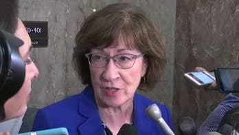 Republican Sen. Susan Collins comments on allegations against Kavanaugh.