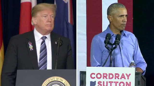 Trump and Obama spar over the economy: Who's right?