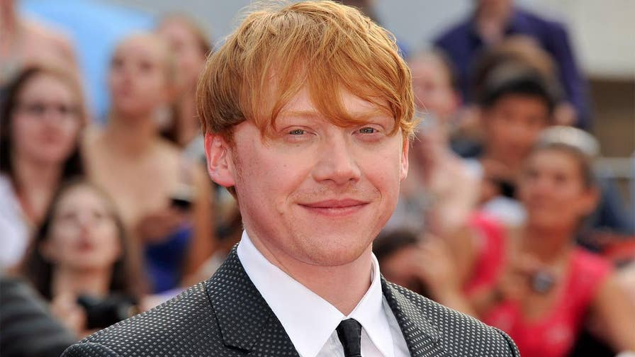 Rupert Grint of 'Harry Potter' fame talks filming 'Snatch,' those Ed Sheeran comparisons and whether he misses Ron Weasley.