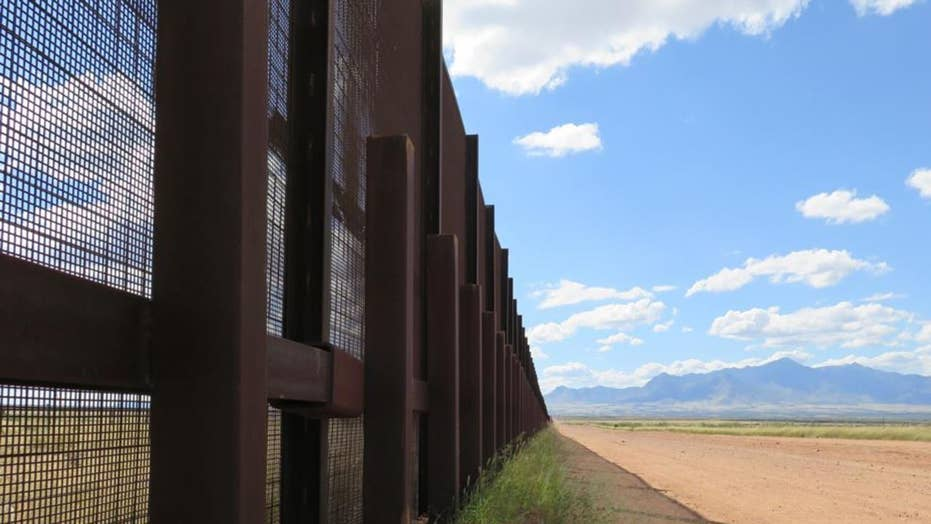 When will President Trump get the border wall built?