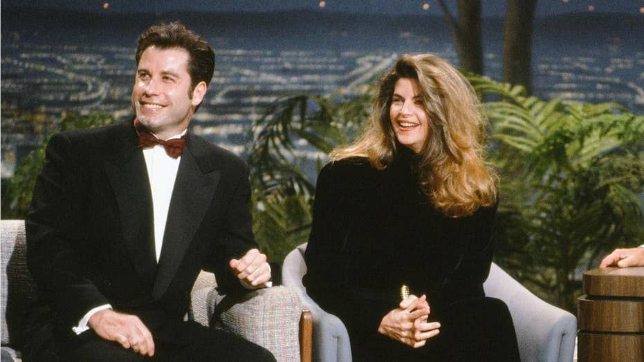 Kirstie Alley defends John Travolta against gay rumors