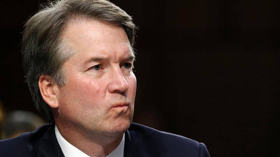 Kavanaugh to speak to Senate Judiciary Committee staffers