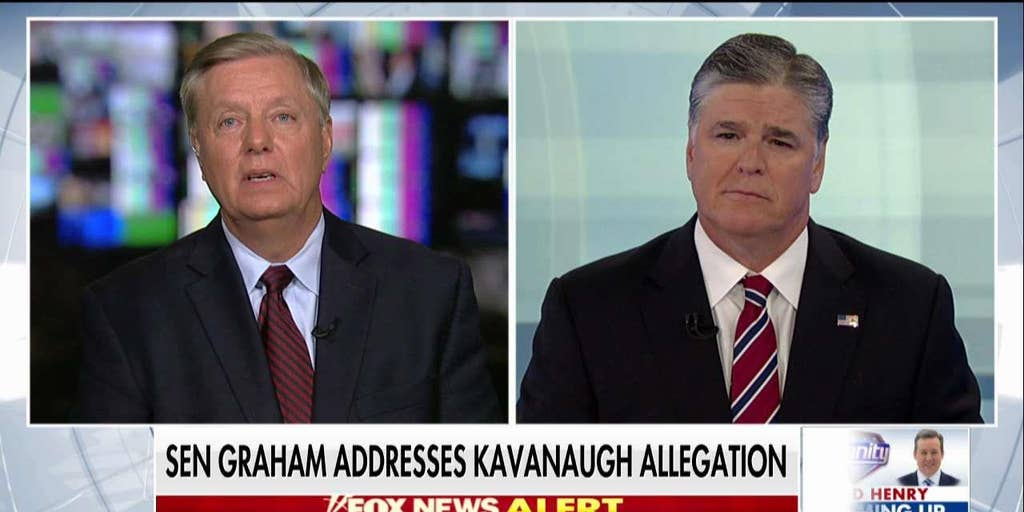 667d7ace890e Graham  Democrats are trying to destroy Kavanaugh s life