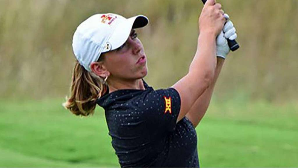 Star female golfer found mysteriously slain on course