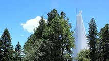 Observatory officials said the facility was closed to cooperate with law enforcement who were investigating criminal activity on Sacramento Peak.