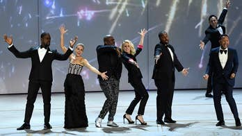 The 70th Annual Primetime Emmy Awards kicked off with hosts Colin Jost and Michael Che wasting no time diving into issues on the tip of everyone's tongues: politics, diversity and the slew of powerful people exposed by the MeToo movement this year.