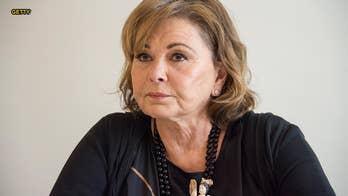 Roseanne Barr was not nominated for any awards but that didn't stop the actress from being a topic of conversation at the 70th Annual Primetime Emmy Awards.