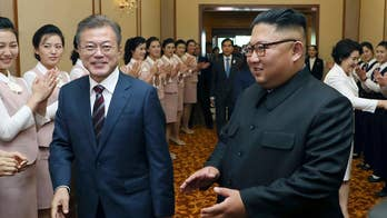 South Korean President Moon Jae-In and Kim Jong Un meet for third summit; insight from Asia analyst Gordon Chang.