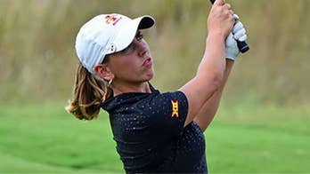Suspect in custody after the body of 22-year-old former Iowa State golfer Celia Barquin Arozamena was discovered at Coldwater Golf Links.