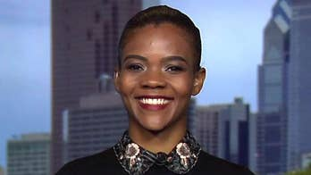Turning Point USA's Candace Owens accuses the left of politicizing sexual assault to stop the Supreme Court nominee.