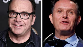 The LAPD is interviewing witnesses after Tom Arnold filed a police report regarding an alleged altercation between he and Mark Burnett at a pre-Emmys party.