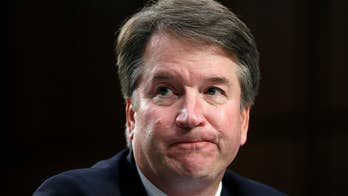 Supreme Court nominee Brett Kavanaugh faces an accusation of sexual assault from Christine Blasey Ford; reaction and analysis on 'The Five.'
