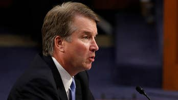 Supreme Court nominee Judge Brett Kavanaugh says he'll testify under oath before the Senate Judiciary Committee, but his accuser Dr. Christine Blasey Ford has not accepted Sen. Grassley's invitation yet; chief congressional correspondent Mike Emanuel reports from Capitol Hill.