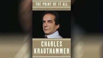 Daniel Krauthammer finishes his father's final book.