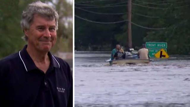 Mayor of NC town devastated by Florence: Trump needs to come