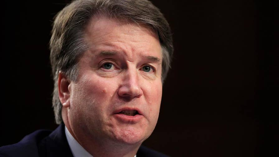 Supreme Court nominee Kavanaugh denies sexual assault allegations; panel debates on 'Fox News @ Night.'
