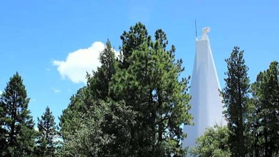 Sunspot Solar Observatory reopens in New Mexico