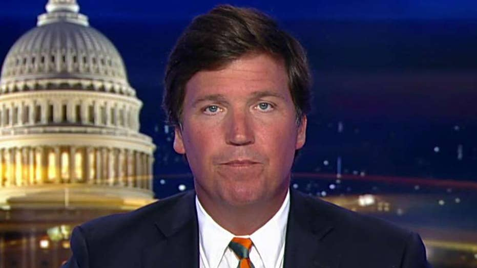 Tucker: Kavanaugh and the hypocrisy of the Democratic Party